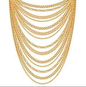 10K 14K GOLD CHAIN SALE ON NOW !!!!!!! 50% PLUS OFF !!!!!!!!