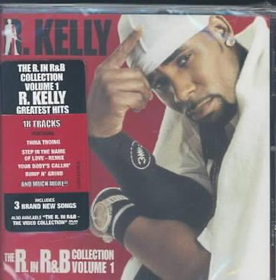R. KELLY - THE R. IN R&B COLLECTION, VOL. 1 NEW