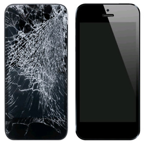 iPhone Screen Broken Repair Starts from $39 / 1hr Service