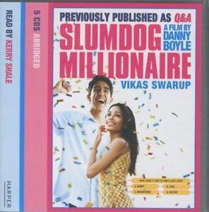 Vikas Swarup-Slumdog Millionaire Abri Cd  CD NEU