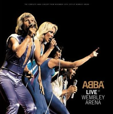 ABBA - LIVE AT WEMBLEY ARENA * NEW CD