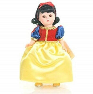 "NEW! Madame Alexander 8"" Doll Disney Snow White #13800 NRFB"