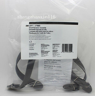 3M 6897/37005 Head Harness Assembly Respiratory Protection Replacement 6700/6800