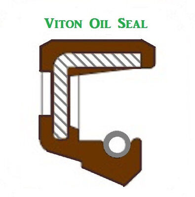 Viton Oil Shaft Seal 24 X 47 X 7mm Price For 1 Pc