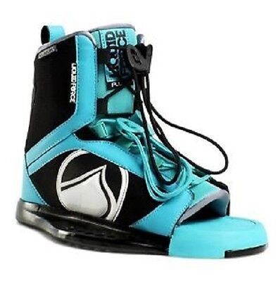 LIQUID FORCE PLUSH WAKEBOARD BOOT - SIZE 4-7 BRAND NEW 2016