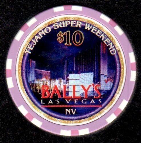 $10 Las Vegas Bally