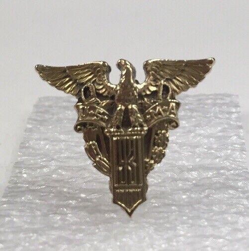 1931 USMA Class Pin, Solid Rose 14K Gold Pin.