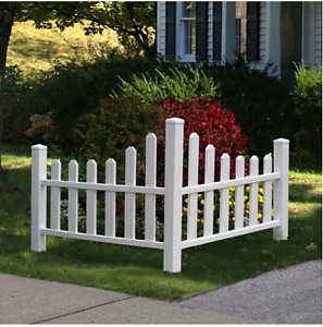 Country Picket Arbor