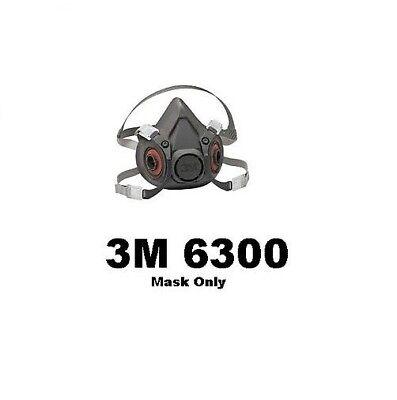 3m 630007025 Half Facepiece Reusable Respirator Large Mask Only