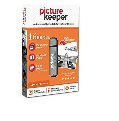 Picture Keeper 16GB USB Photo Backup Device