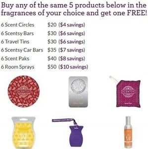 Scentsy Consultant accepting new customers! St. John's Newfoundland image 1