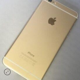 Apple iPhone 6 Plus 64GB Gold Unlocked, 12 Months Warranty.