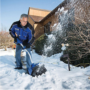 Snow Joe 11-inch 10 amp electric snow shovel