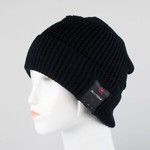 Blue Tooth Touque or Beanie