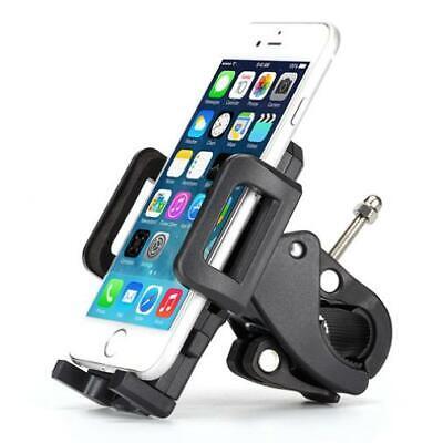 BICYCLE MOUNT BIKE HANDLEBAR PHONE HOLDER DOCK SWIVEL CRADLE