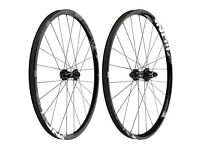 "Half Price Wheelset - Sram Rail 40 29"" UST Clincher Tubeless Compatible Bike Bicycle BNIB"