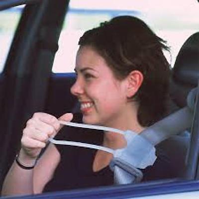 Kinsman Easy Reach Seat Belt Handle - #2110X
