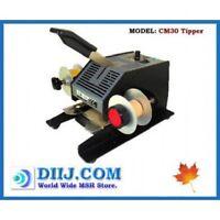 CM-30 Tipper Manual Plastic Card Hot Foil Stamping Machine