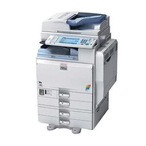 Ricoh Aficio MP C3501 3501 Color Copier Printer Scanner Photocopier Copy machine - BUY or RENT