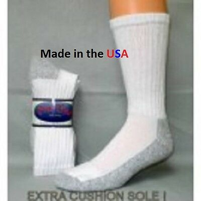 12 Pair PRO TREK Thick Winter Socks Boot Socks, Size 13-15 Winter Thermal Socks 13 Pro Thermal