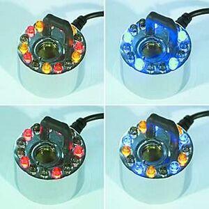 Mini Nebler mit LED-Beleuchtung und Farbwechsel mit Netzteil -#2512