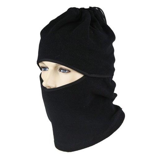 d415b9cab Black Warm Full Face Cover Winter Ski Mask Beanie Cap Scarf Hood CS ...