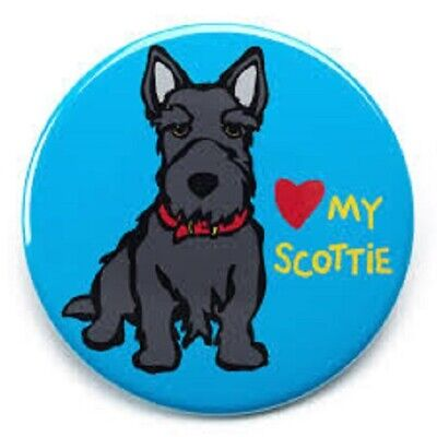 SCOTTIE DOG MAGNET BY MARC TETRO GREAT LITTLE GIFT FAST DISPATCH