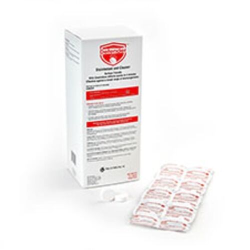 Zoom Supply MDCT447338 Defender Disinfectant Tablets,500/cs