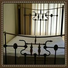 Antique Brass Bed Nowra Nowra-Bomaderry Preview