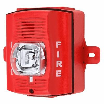 System Sensor P2rk Outdoor Horn Strobe. New Current Model.