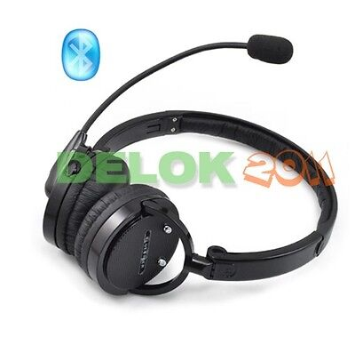Stereo Bluetooth Headset Wireless Headphone Mic for iPhone 4S Samsung Galaxy S3 on Rummage