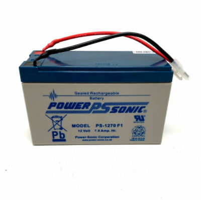 VIPER/LAKESTAR BAIT BOAT BATTERY 12 V 7AMP CHARGED,GUARANTEED,BEST PRICE EVER!