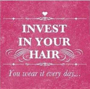 Dare to have amazing hair- ask about your free sample today!