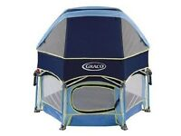 Graco Pack n Play Sports Playpen (Very Good Condition)