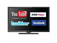 Cello 32 inch Smart LED TV with built-in WiFi and Freeview HD - Like New