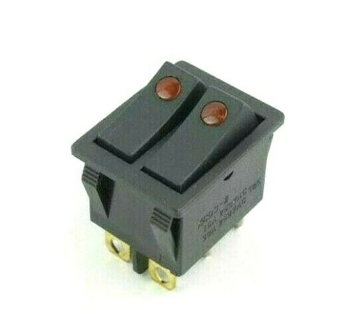 16A 30A Canal R Series Electric Space Heater Rocker Switch For Lakewood Delonghi