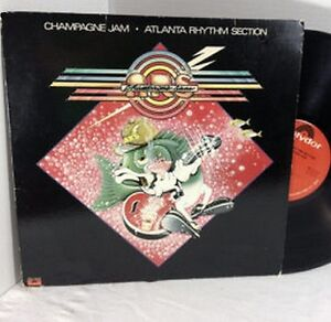 ATLANTA RHYTHM SECTION Vinyl LP 1978 Champagne Jam