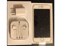 BRAND NEW UNLOCKED iPHONE 6 (64 GB) WHITE GOLD