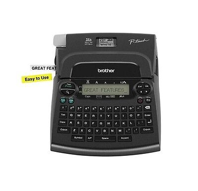 """Brother PT-1890 Label Maker - Authorized Brother Dealer - Includes 1/2"""" Tape"""