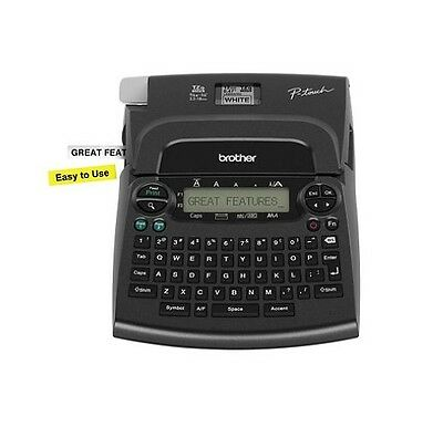 Brother Pt-1890 P-touch Deluxe Label Maker - Authorized Brother Dealer