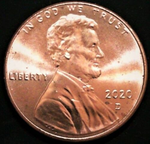 2020-D Lincoln Shield Cent DDO/DDR RD