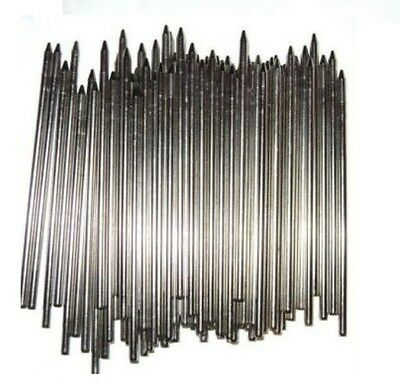 10 – Ballpoint Refills for PenAgain & Zebra Telescopic Pens – BLACK MEDIUM – D1 Collectibles