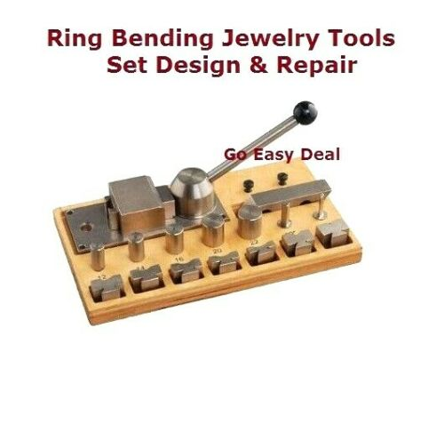 Ring Bending Tool Set Handmade Rings Jewelry Tools Set Design & Repair