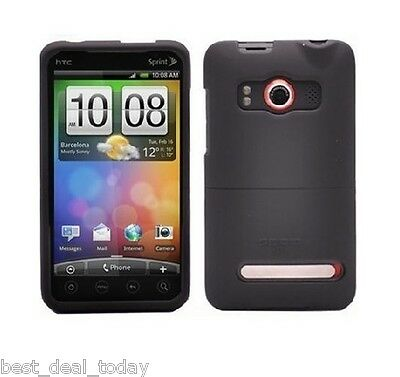 SEIDIO Innocase Case For Htc Evo 4g Sprint Black 9292
