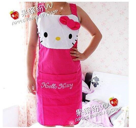Hello Kitty - New Sanrio Hello Kitty Apron