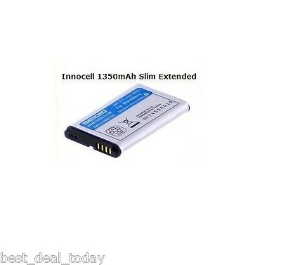 Seidio 1350MAH Innocell Extended Slim Battery For Blackberry Curve 2 8520 8530