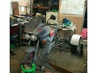 Trike project needs tlc and completing