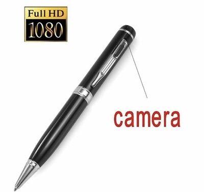 1080p Spy Pen Camera Video Photo Recording DVR Hidden Cam Covert Surveillance UK
