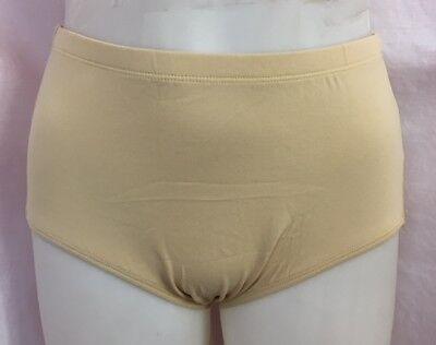 Body Wrappers Jubeln Athletik Unterwäsche, Nackt, Kind Size 7-10