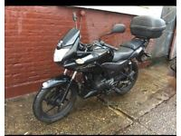HONDA CBF 125 GOOD CONDITION, LOW MILEAGE